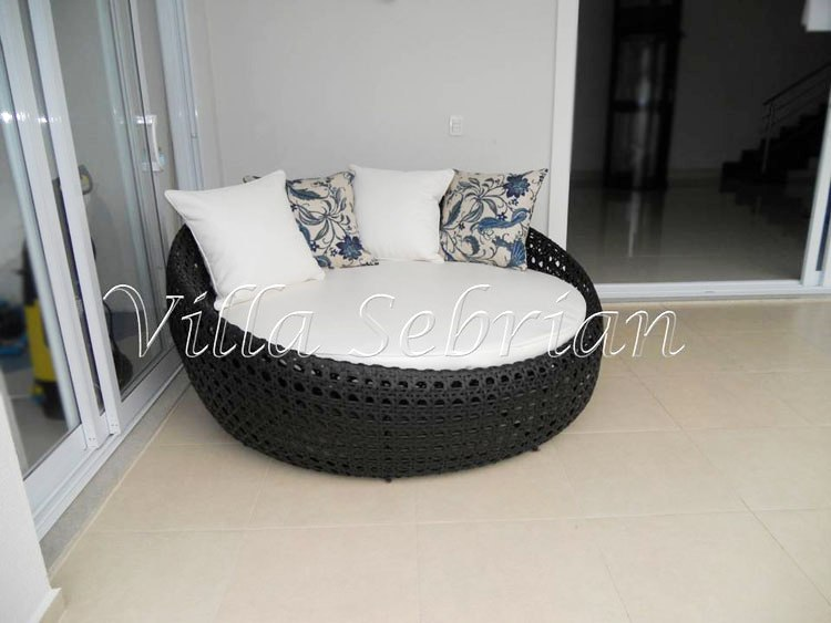 Chaise Long India sem toldo